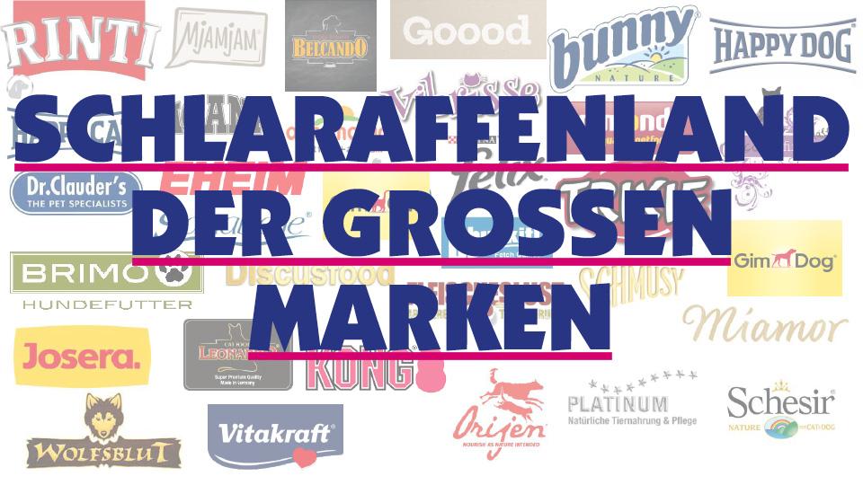 Schlaraffenland der großen Marken - SUPER-Angebote vom 06.04. bis 15.04.2021